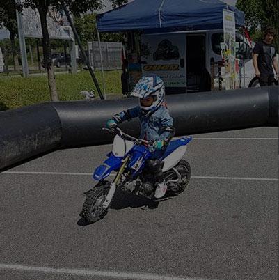 école moto enfants Auch toulouse Gers occitanie Tarbes Quad Concept
