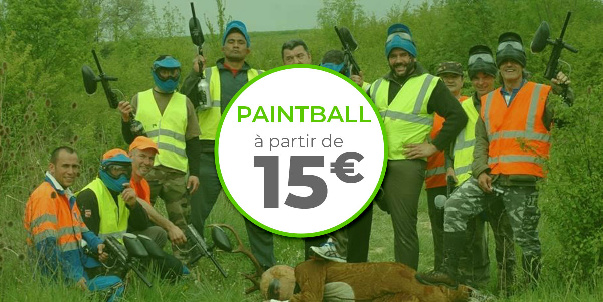 Tarif Paintball