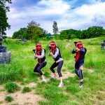 tournois fille paintball Auch Toulouse Tarbes Gers occitanie