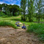 activité sport extérieur quad Auch Toulouse Tarbes Gers occitanie