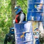 activité extérieure anniversaire paintball adultes Auch Toulouse Gers occitanie