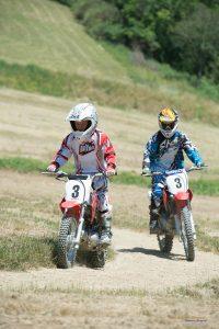 circuit plein air campagne moto cross enfants Auch Toulouse Gers occitanie