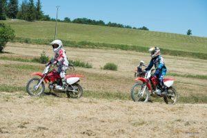 activité plein air campagne moto cross enfants Auch Toulouse Gers occitanie
