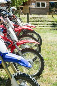course moto cross enfants Auch Toulouse Gers occitanie