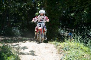 découverte moto cross enfants Auch Toulouse Gers occitanie