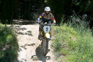 moto cross circuit forêt enfants Auch Toulouse Gers occitanie