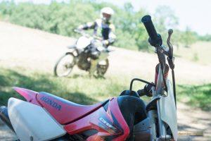 moto cross anniversaire enfants Auch Toulouse Gers occitanie