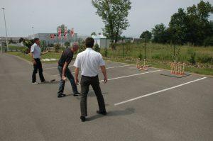 Activité extérieure anniversaire quilles billard palet Auch Toulouse Gers occitanie