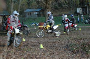 circuit moto cross enfants Auch Toulouse Gers occitanie