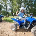 quad groupe enfants circuit Auch Toulouse sud ouest occitanie