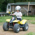 quad enfant Auch Toulouse Gers occitanie