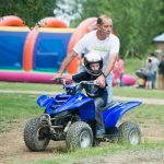 activité cours quad enfant Auch Toulouse Gers